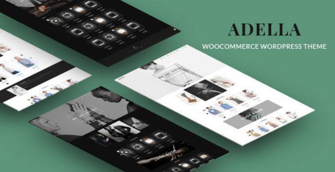 Adella - Universal WooCommerce Theme