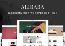Alibaba - Shopping and Furniture WooCommerce WordPress Theme