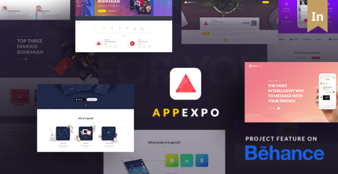 App Expo - App WordPress