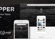 Apper - WordPress Theme for Apps