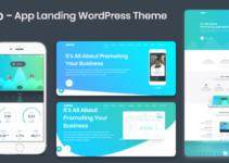 Appro – App Landing WordPress Theme