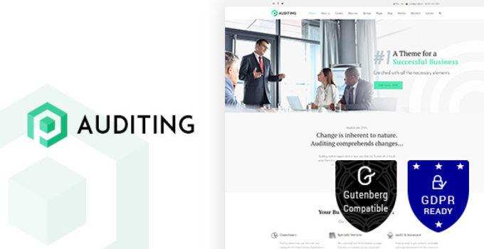Auditing | Tax Audit, Broker Theme