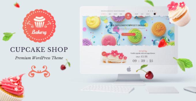 Bakery Premium WordPress Theme