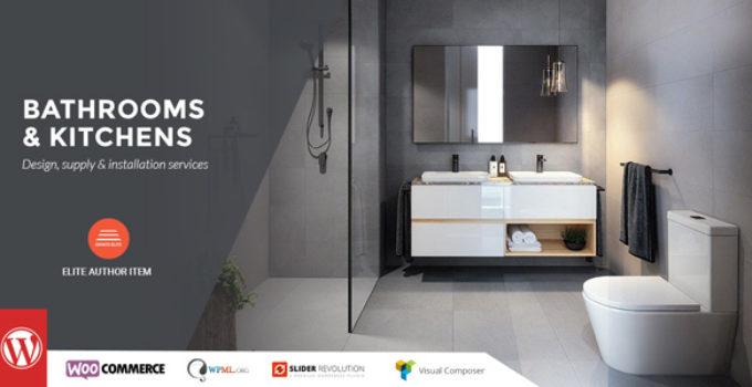 Bathrooms And Kitchens - Design, supply & installation