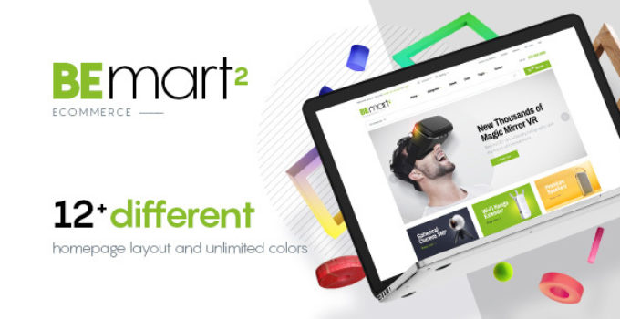 Bemart - WooCommerce Multipurpose WordPress Theme