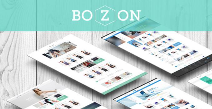 Bozon - Multipurpose Responsive Woocommerce Theme