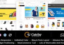 Catchy - Multipurpose WooCommerce Theme
