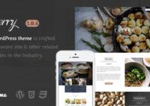 Cherry - Cafe & Restaurant WordPress Theme
