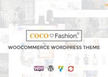 Coco - Fashion Responsive WordPress Theme
