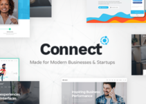 Connect - Modern Startup Theme