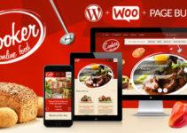 Cooker - Responsive Online Restaurant, Cafe Bar