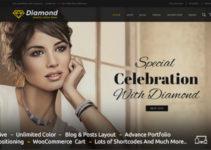 Diamond — Responsive WooCommerce Theme