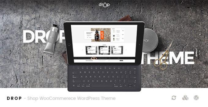 Drop - Shop WooCommerce WordPress Theme