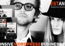Estancia - Responsive WordPress HTML 5 Theme