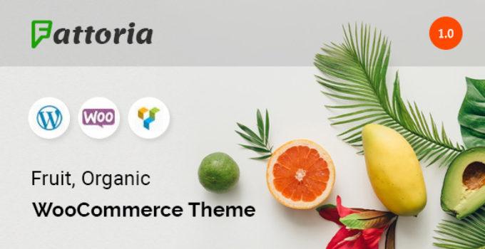 Fattoria - Organic WooCommerce Theme