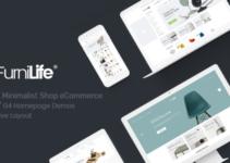 Furnilife - Furniture Theme for WooCommerce WordPress