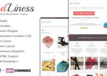 GoodLiness - Retina Responsive WooCommerce Theme