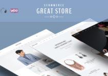 GREAT STORE – Responsive WordPress Theme eCommerce