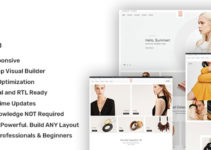 Grosso Fashion - Modern WooCommerce theme for the Fashion Industry