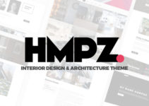 Hampoz - Responsive Interior Design & Architecture Theme