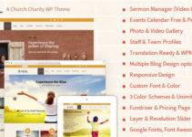 Heal NGO   Charity WordPress Theme