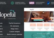 Hopeful - Church/Non-Profit WordPress Theme