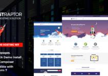 Host Raptor - Hosting Domain WordPress