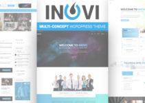 INOVI - Multi-concept WordPress Theme