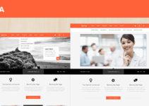 INVIA Responsive Corporate WP Theme