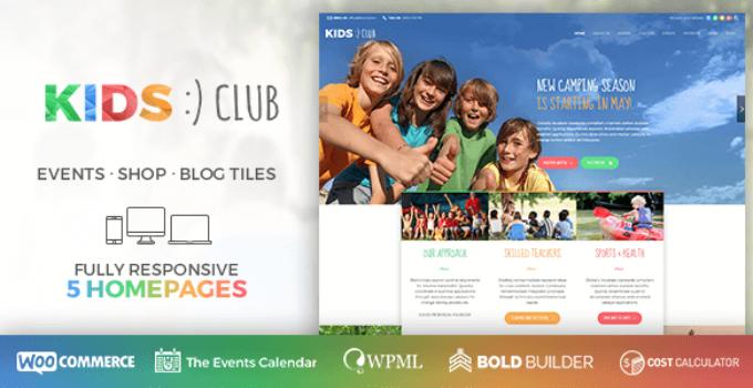 Kids Club - Kindergarten, Preschool, Music & Art School, Camp