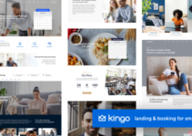 Kingo | Booking for Small Businesses