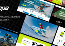 Klippe - Adventure Tours and Extreme Sports Theme
