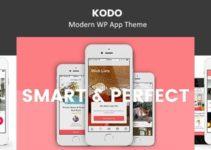 Kodo - Business WP App Theme