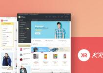 KrStore - WooCommerce Responsive WordPress Theme