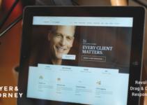 Lawyer & Attorney - WordPress