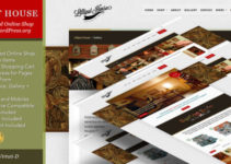 Lilliput House–Traditional Style WP Theme for Online Shop + RTL