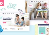 Lilo - Babysitting and Child Care Theme