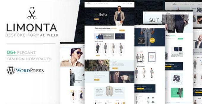 Limonta - WooCommerce WordPress Fashion Theme