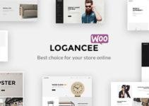 Logancee - Multipurpose Ecommerce Store Retail Woocommerce Theme