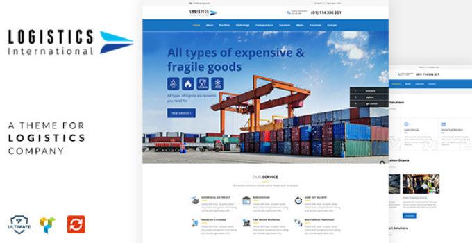 Logistics - Transport, Logistics Theme