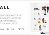 Mall — Clean Multi-Purpose WooCommerce Responsive WordPress Theme