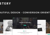 Mastery - Creative WordPress Theme Builder