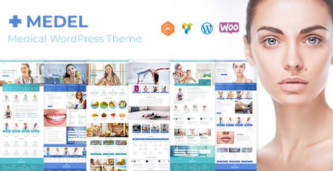 Medical Medel | Medical & Health WordPress