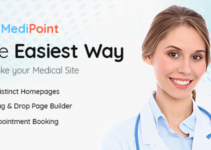 MediPoint - A Medical Theme