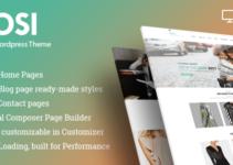 MOSI Fashion Responsive Multi-Purpose eCommerce WordPress Theme