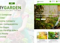 My Garden - Gardening WordPress Theme