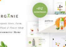 Organic Organie - Organic Store, Farm, Organic Food WooCommerce Theme