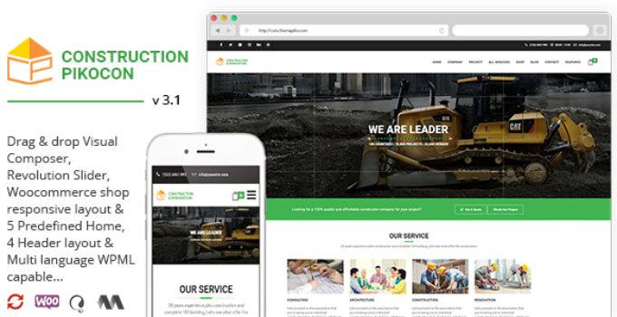 Pikocon - Construction Building Company