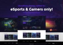 PixieFreak   eSports gaming theme for teams & tournaments