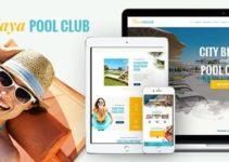Playa   City Beach & Pool Club WordPress Theme